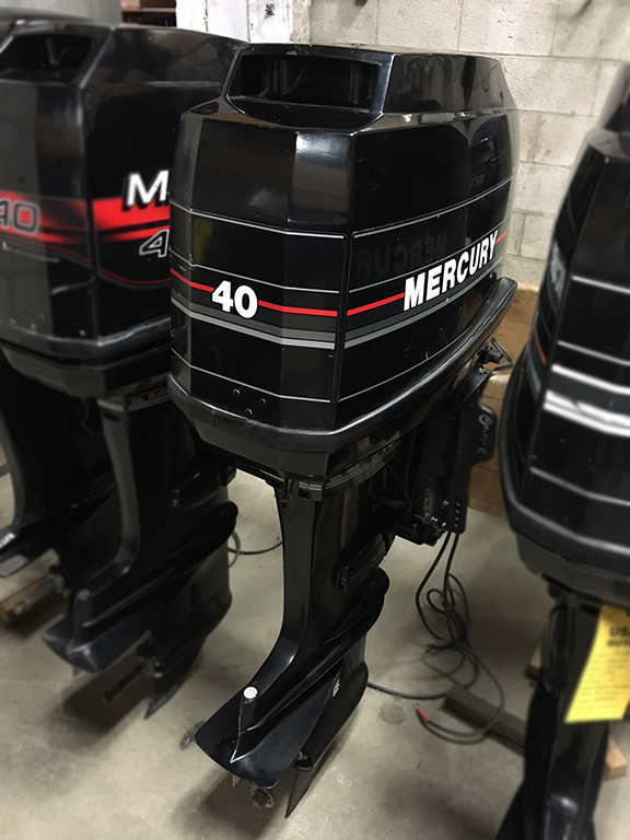 Honda Grand Rapids >> Van's Sport Center - Used Outboard Motors