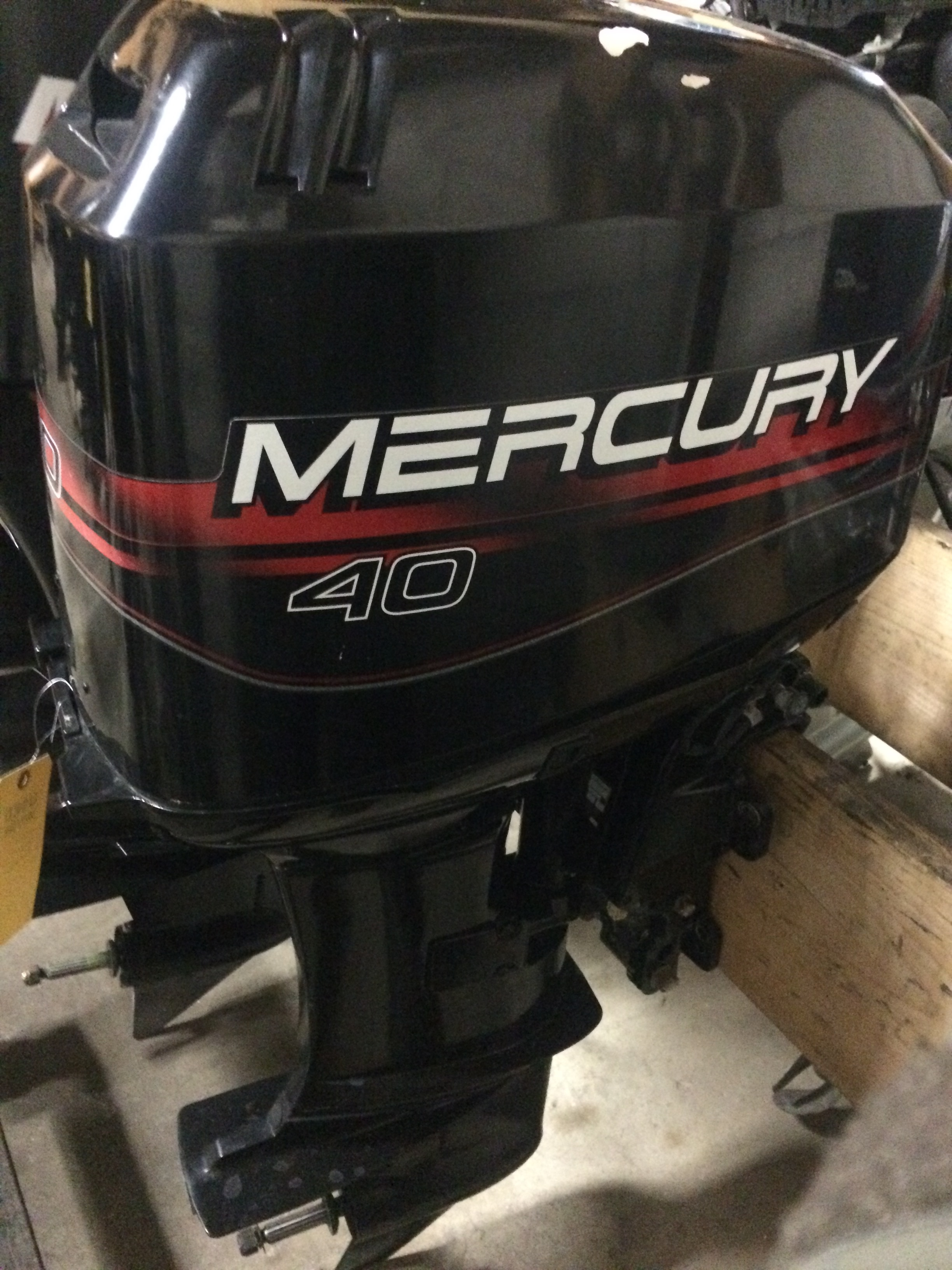 Mercury 40hp 1997 - Van U2019s Sport Center