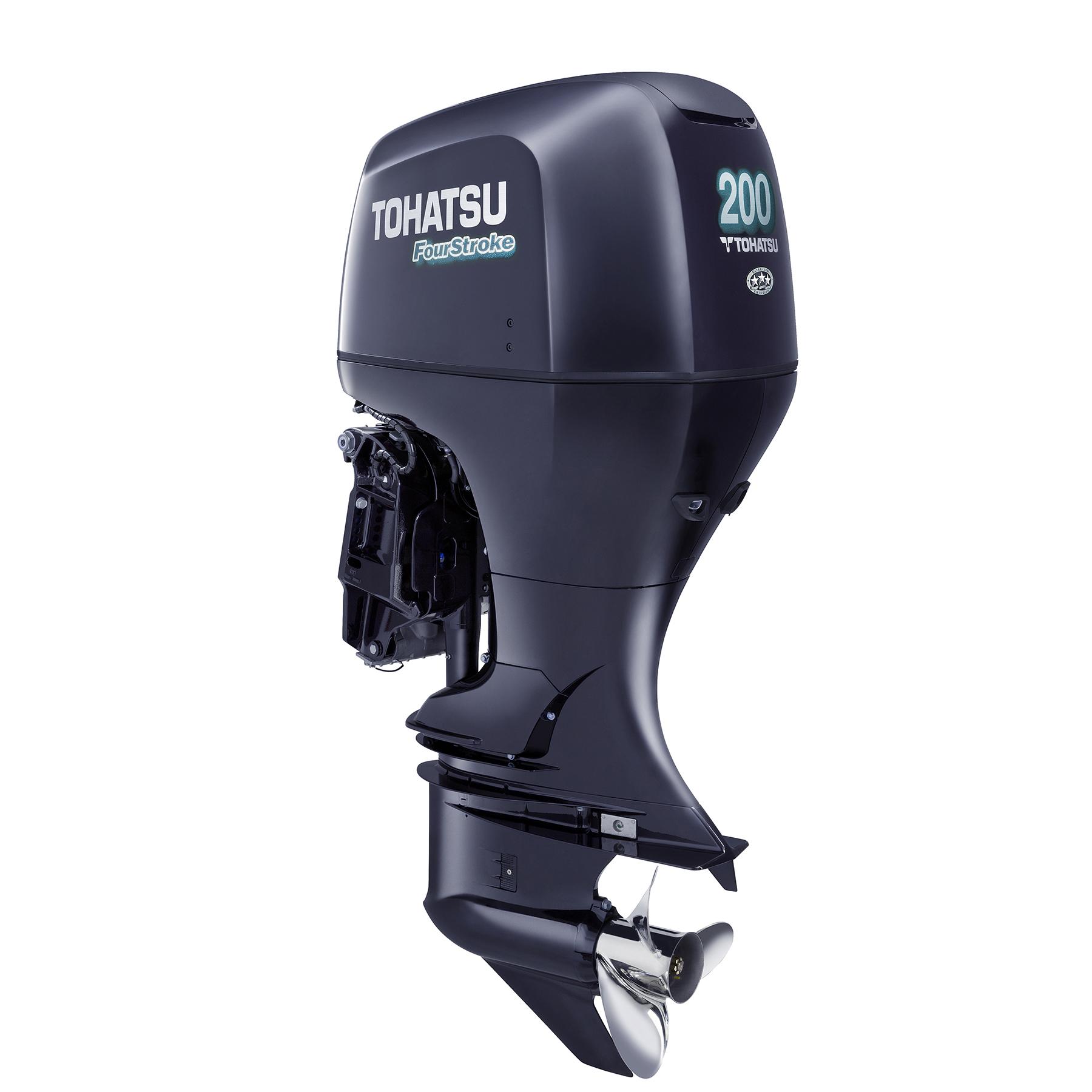 Bft200ala van s sport center new ouboard motors for Tohatsu outboard motors online