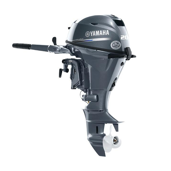 F20lpha van s sport center new ouboard motors for Yamaha auto parts