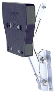 ALUMINUM AUXILIARY OUTBOARD MOTOR BRACKET (GARELICK)