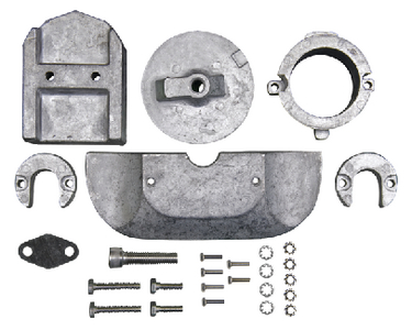 MERCRUISER ALPHA I GENERATION II ANODE KIT (SIERRA)