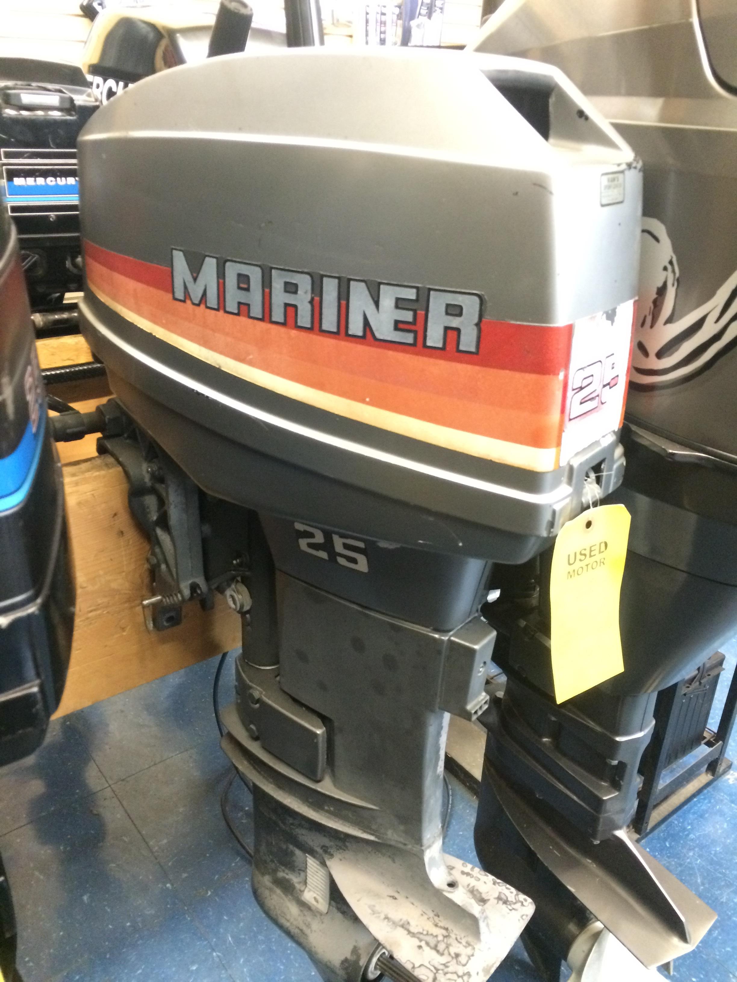 Van S Sport Center Used Outboard Motors