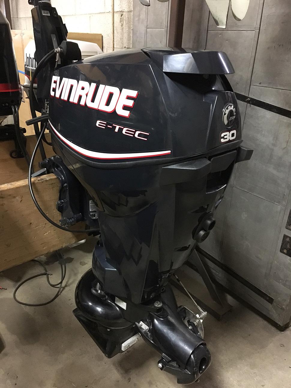 Nissan Grand Rapids >> Used Outboard Motors   Evinrude - Van's Sport Center