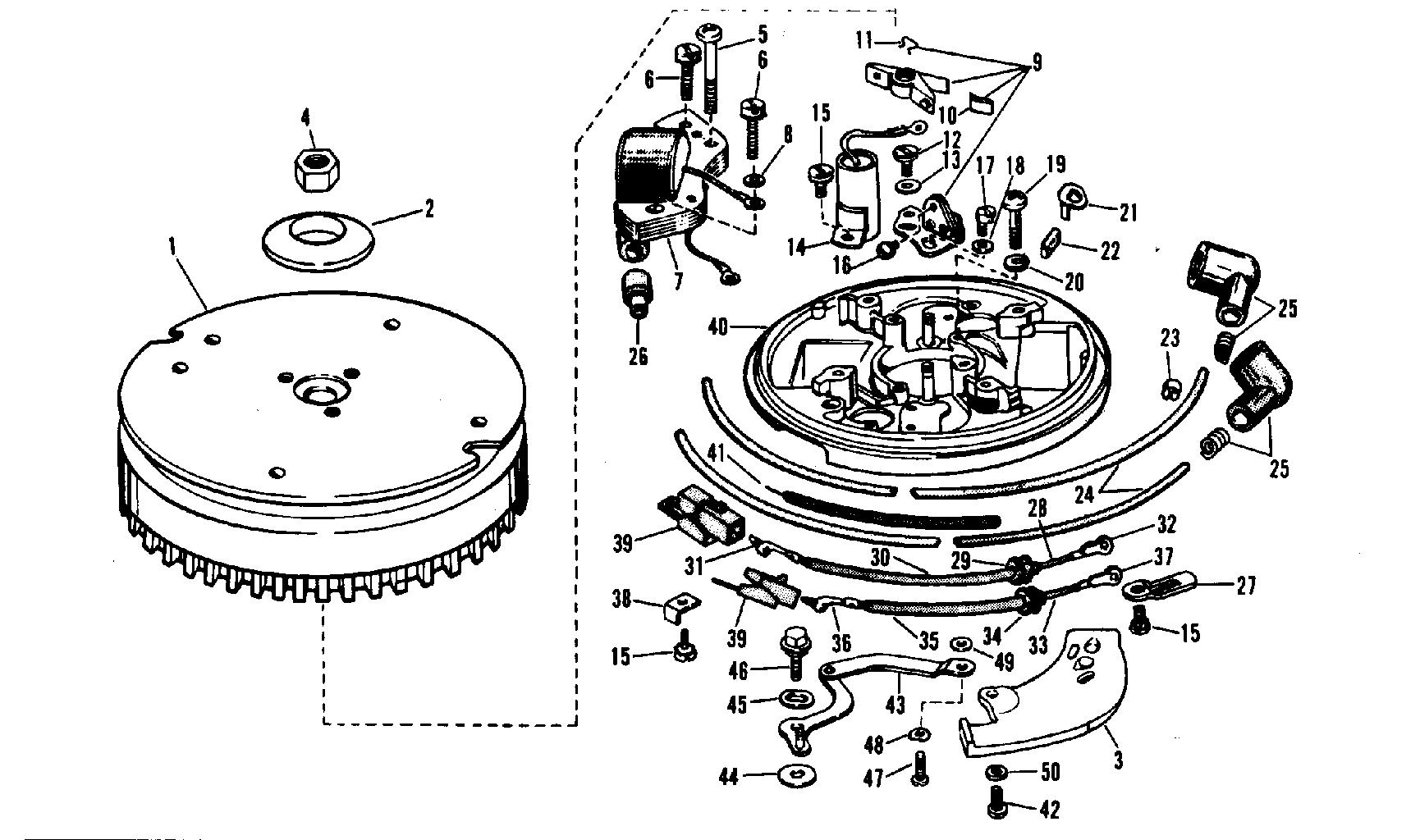 BRP   JOHNSON - EN   1969   9.50   9R69S 1969   MAGNETO GROUP ... Omc Magneto Wiring Diagram on ace wiring diagram, apc wiring diagram, sea ray wiring diagram, omg wiring diagram, viking wiring diagram, regal wiring diagram, chris craft wiring diagram, john deere wiring diagram, nissan wiring diagram, omc schematic diagrams, sears wiring diagram, 1972 50 hp evinrude wiring diagram, chevrolet wiring diagram, atlas wiring diagram, 96 evinrude wiring diagram, evinrude key switch wiring diagram, johnson wiring diagram, clark wiring diagram, polaris wiring diagram,