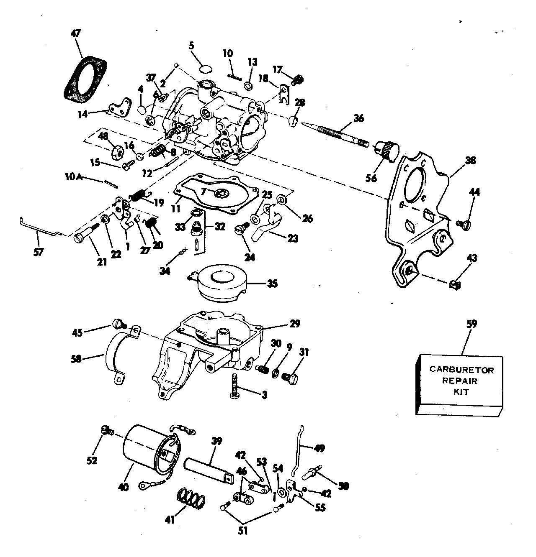BRP | EVINRUDE - EN | 1983 | 35 | E35ELCTS 1983 | CARBURETOR
