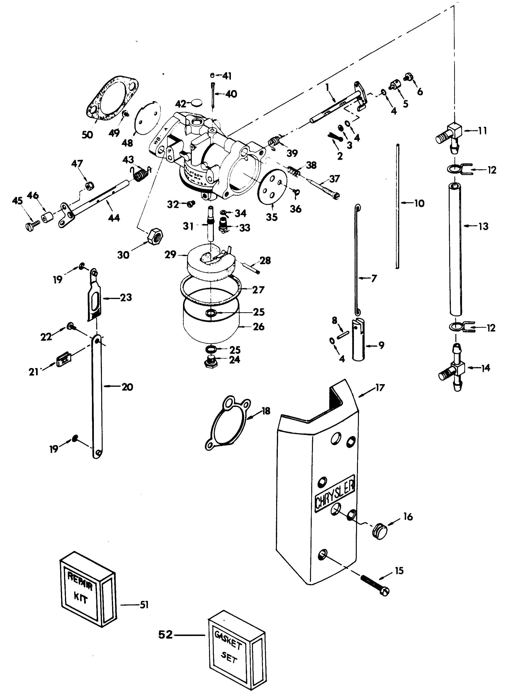 GASKET Mercury F481836