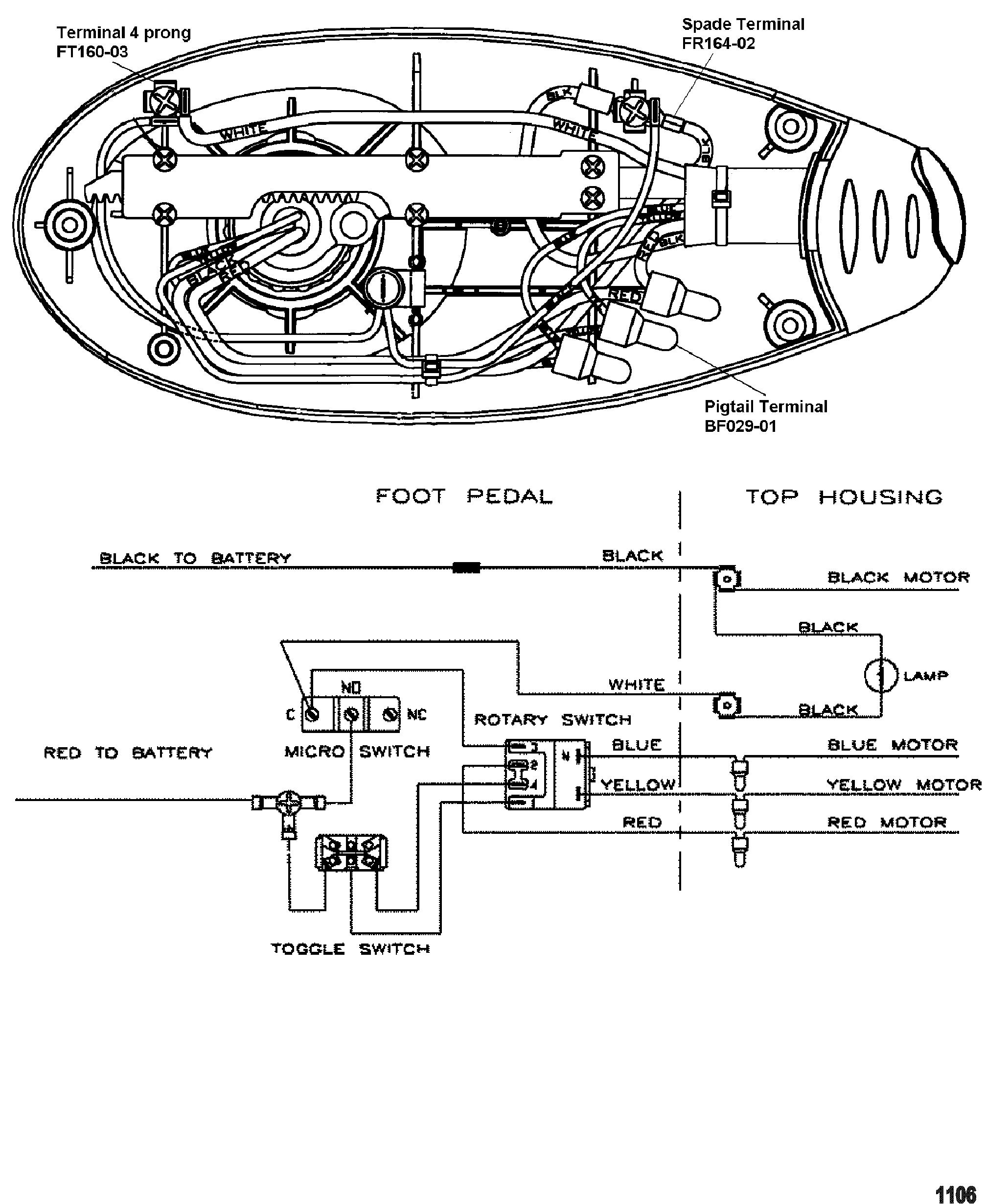 mercury outboard engine diagrams mercury motorguide energy series all   up wire diagram  mercury motorguide energy series