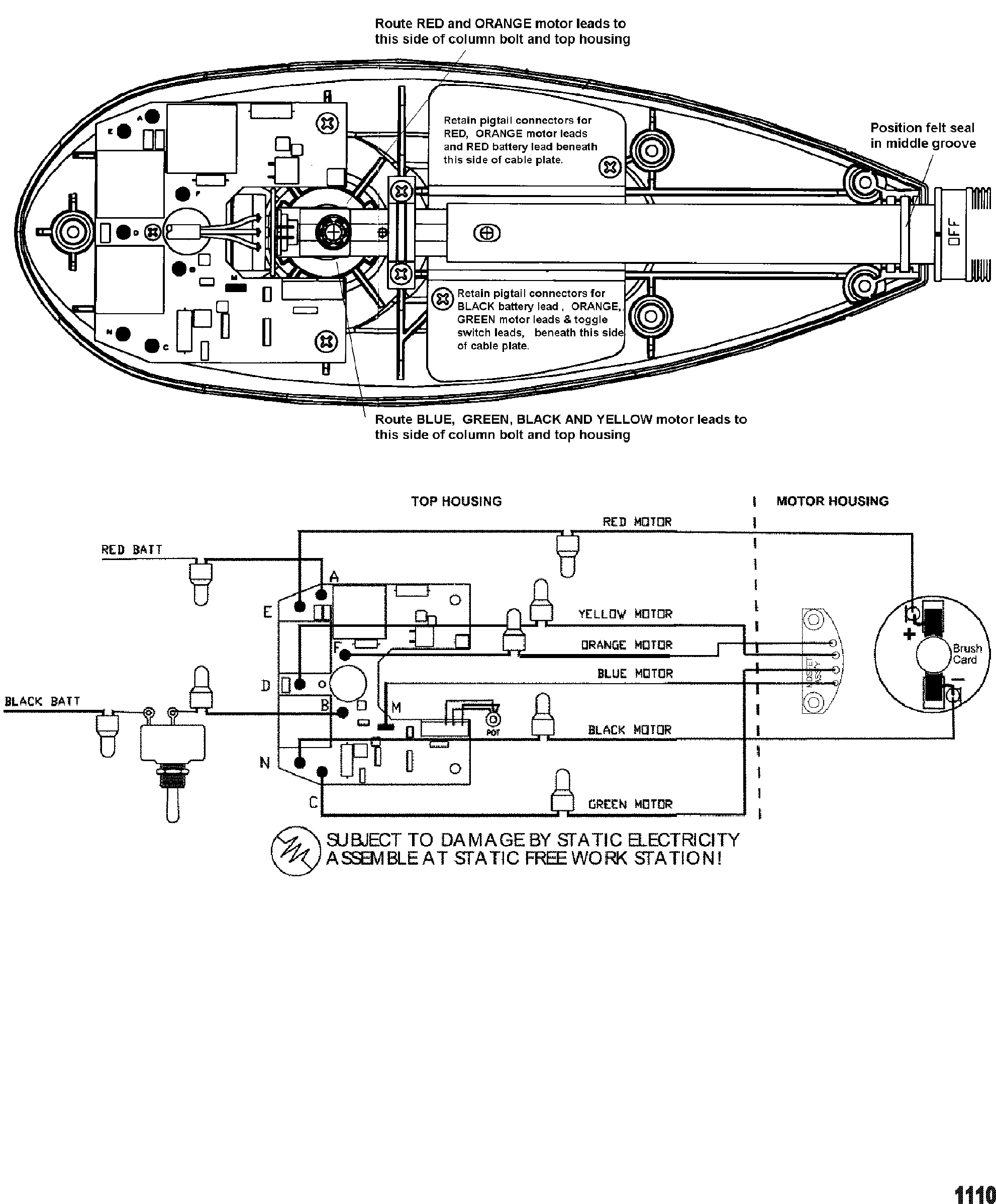 International 1110 Wiring Diagram Library 24 Volt Trolling Motor Battery Moreover Mercury Motorguide Energy Series All Up Wire