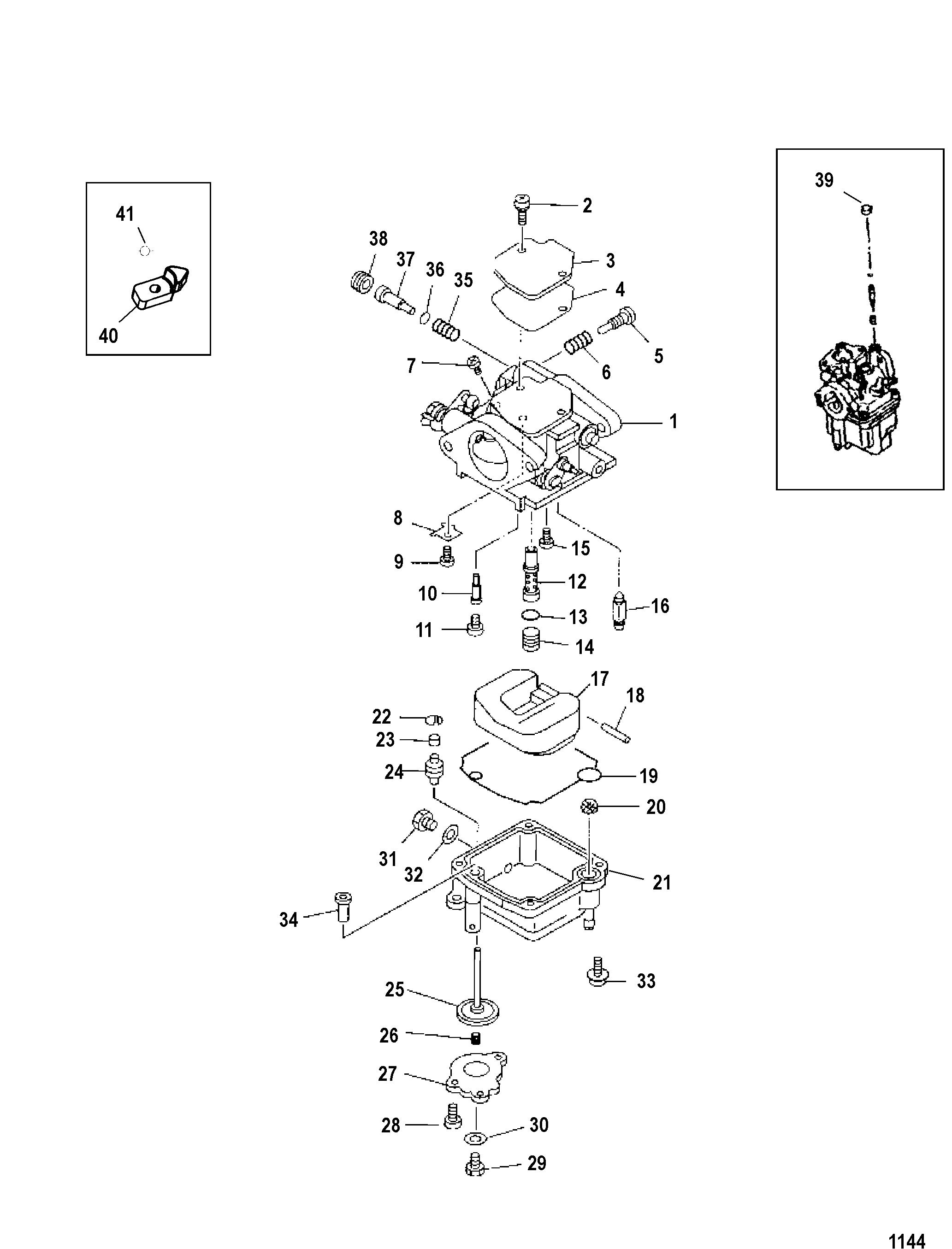 Pleasing Mercury Mariner 9 9 4 Stroke 323 Cc 0P075166 Thru 0P400999 Wiring 101 Capemaxxcnl