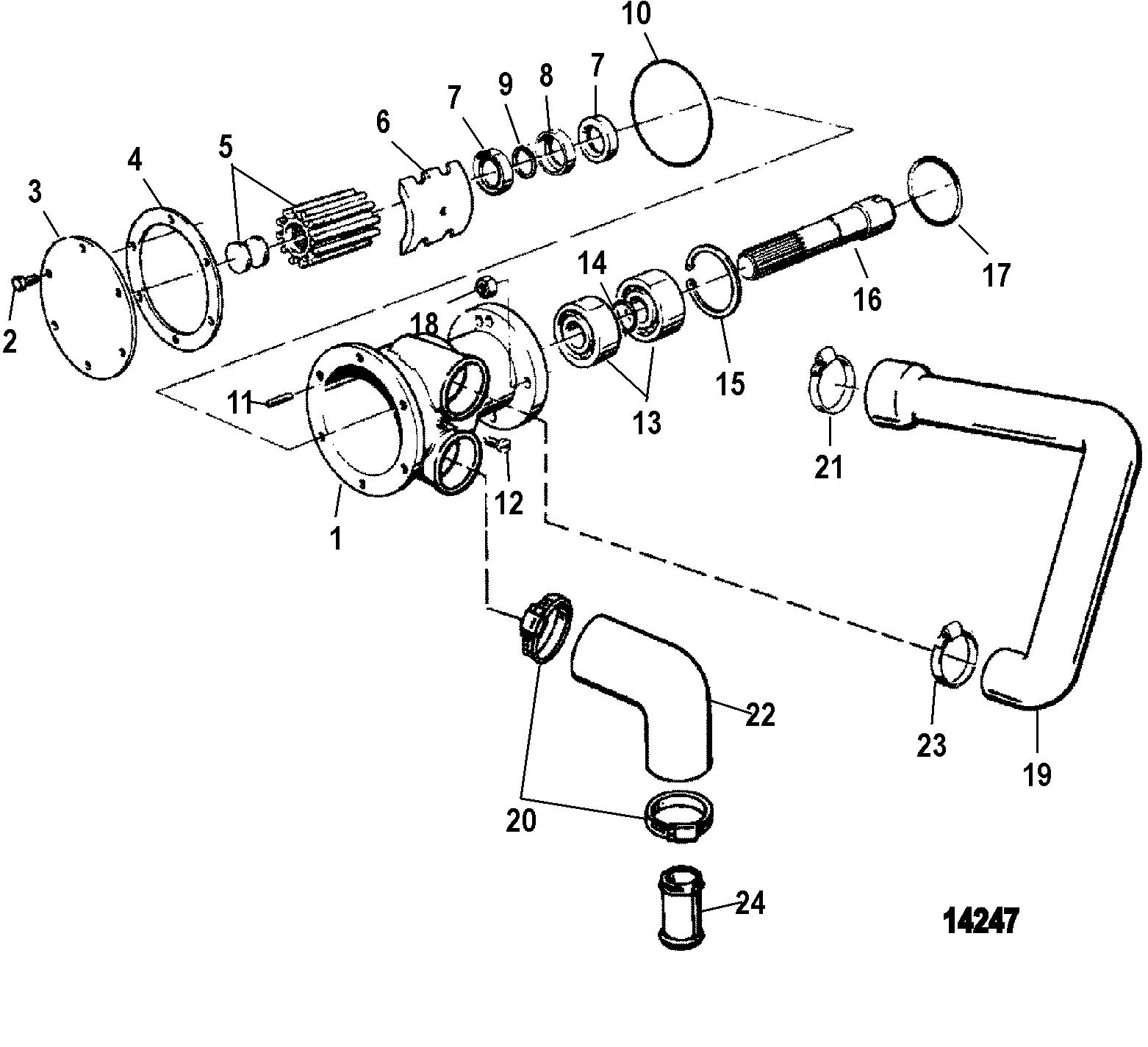 mercruiser 7 3 d tronic manual