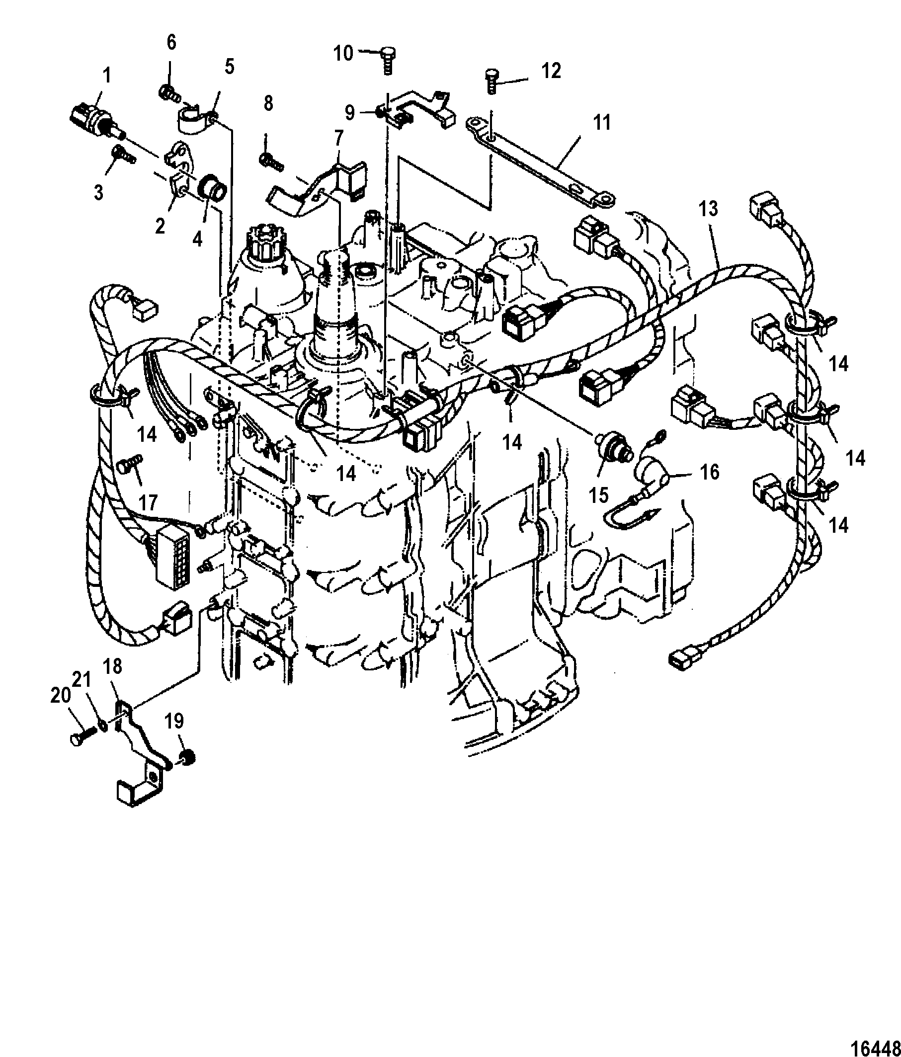 32 115 Hp Mercury Outboard Wiring Diagram
