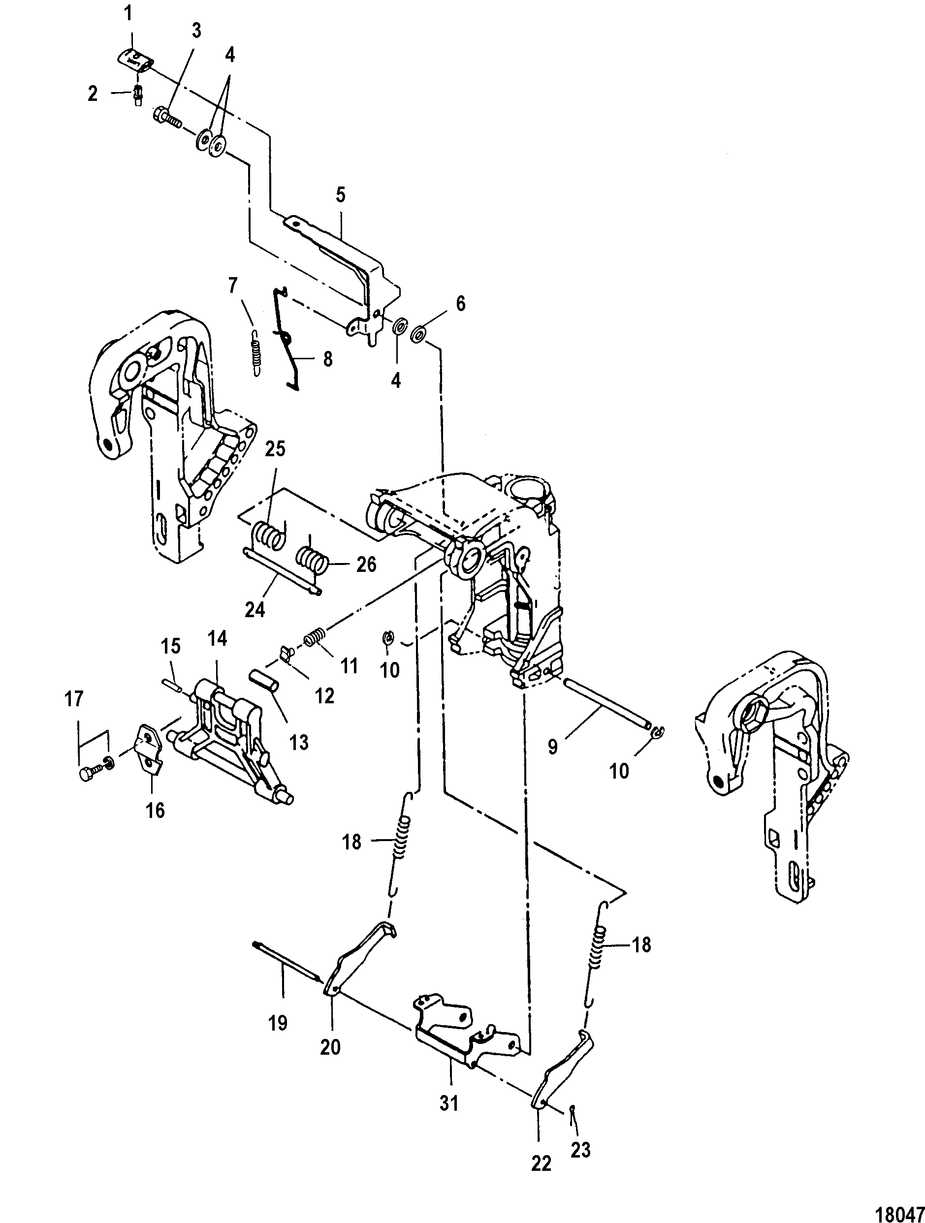 2001 mercruiser 3 0 engine diagram