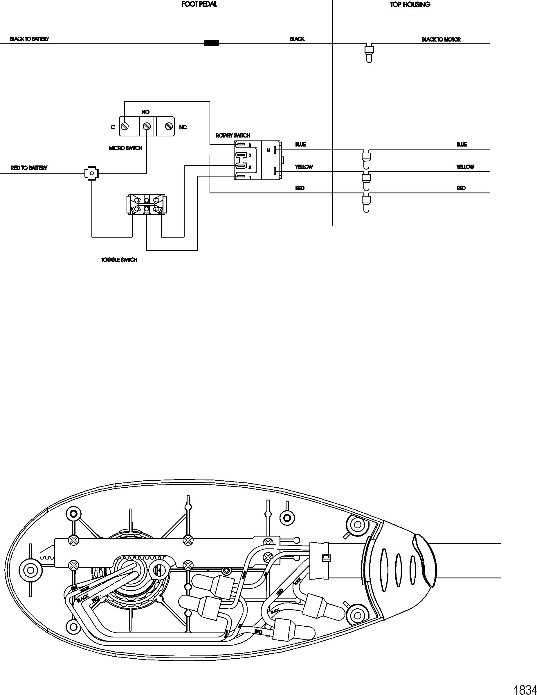 brute trolling motor wiring diagram