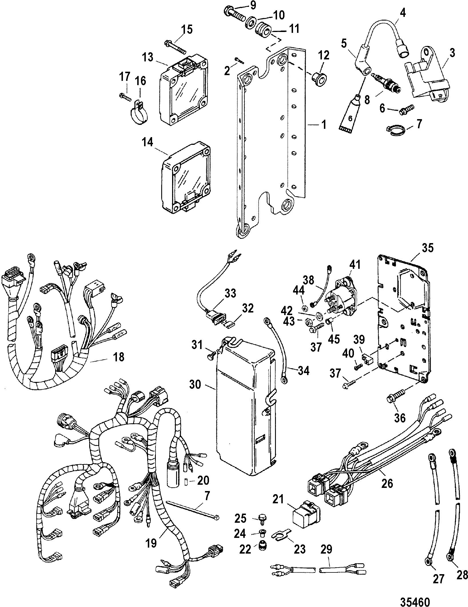 Mercury   RACE OUTBOARD   300 (3 0L EFI) ProMax   0G610221