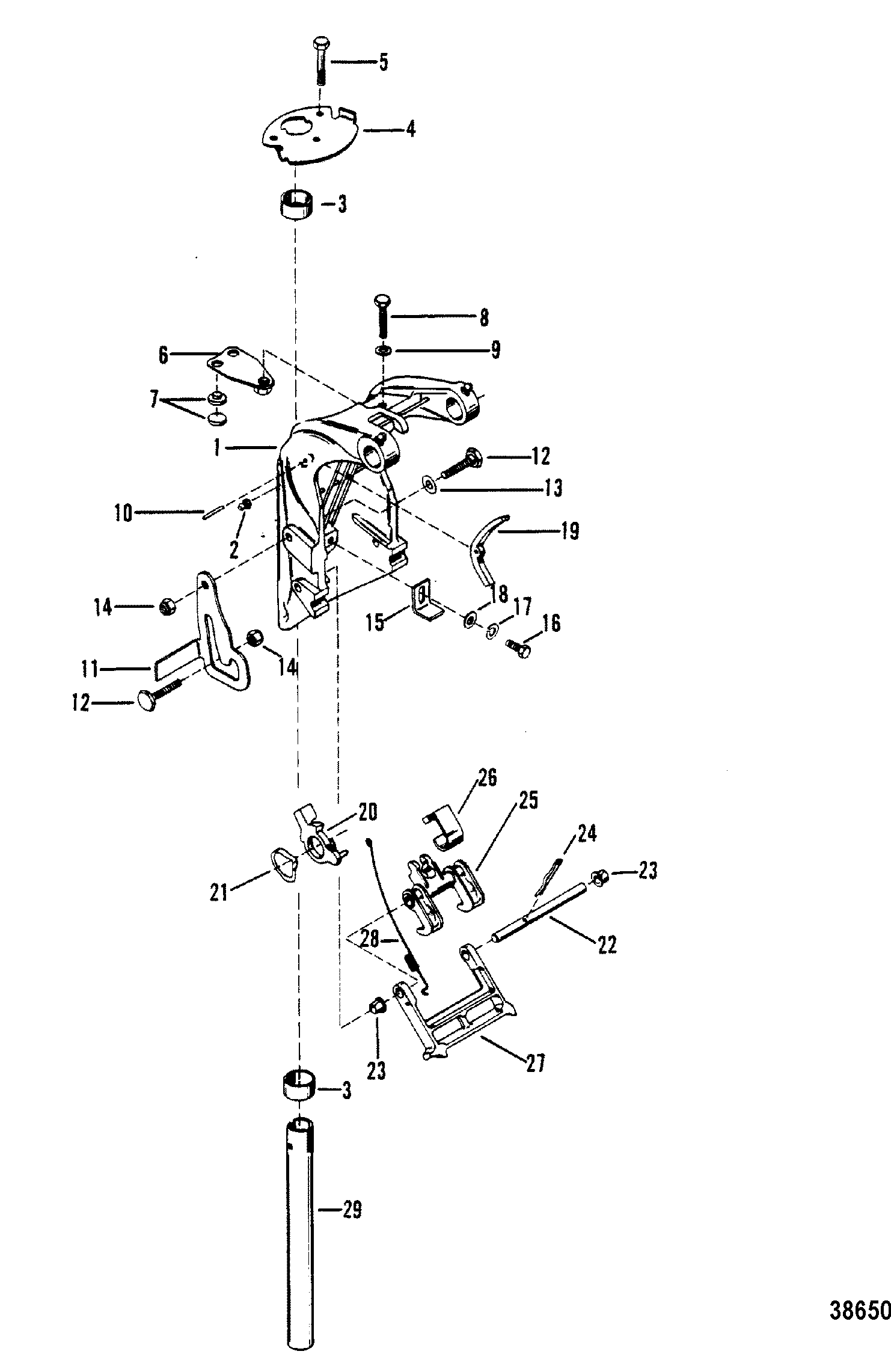 Mercury 9 8 7127388 Up Electric Components Outboard Stroke209cc 0r042475 Carburetor Diagram And 8057545 Swivel Bracket