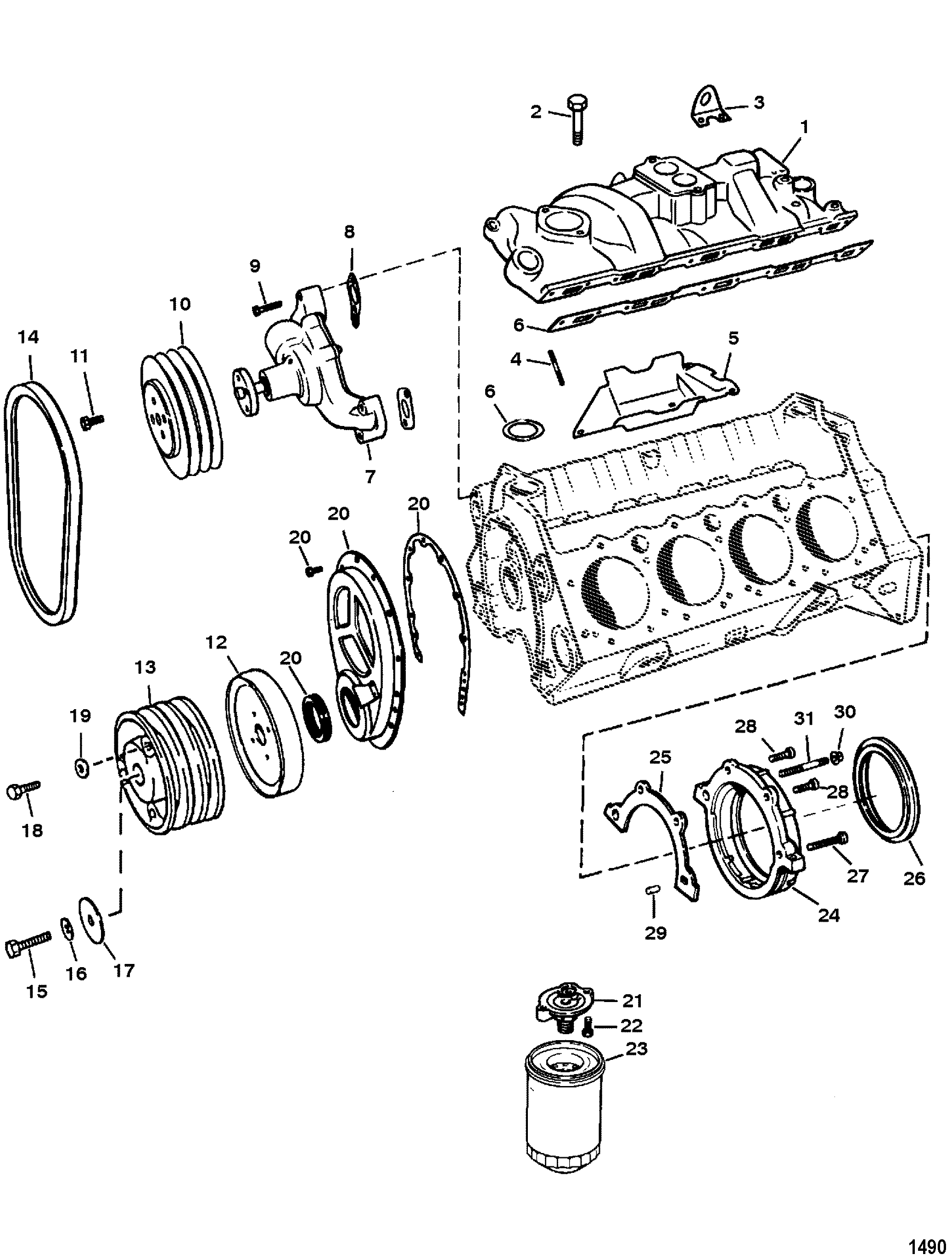 gm 350 intake manifold to engine diagram list of wiring  vacuum diagram for 1980 chevy 350