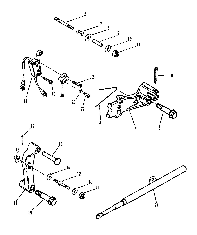 Mercruiser 3 0l Gm 181 I L4 1987 Manual Guide