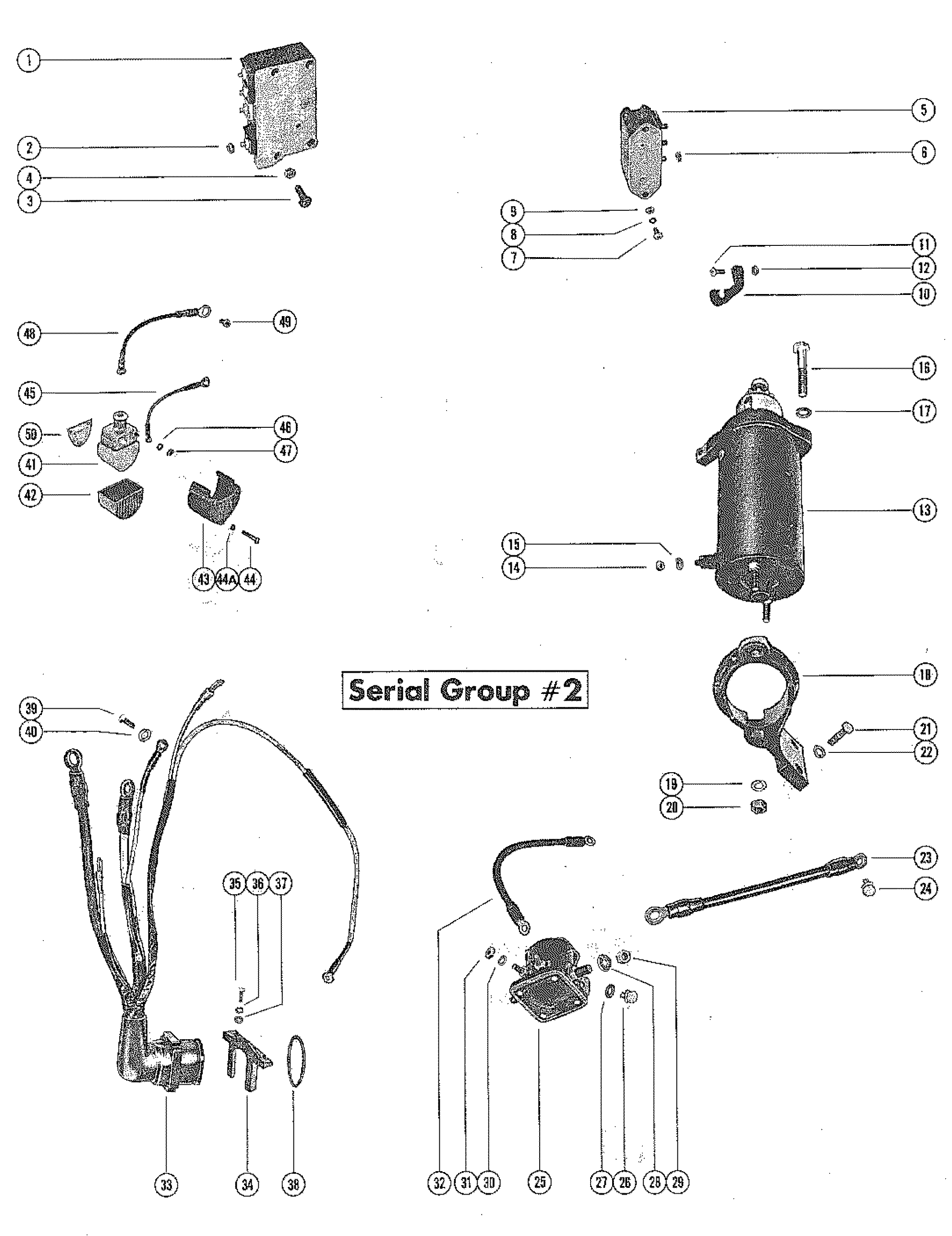 Mercury Outboard Fuel Pump Diagram