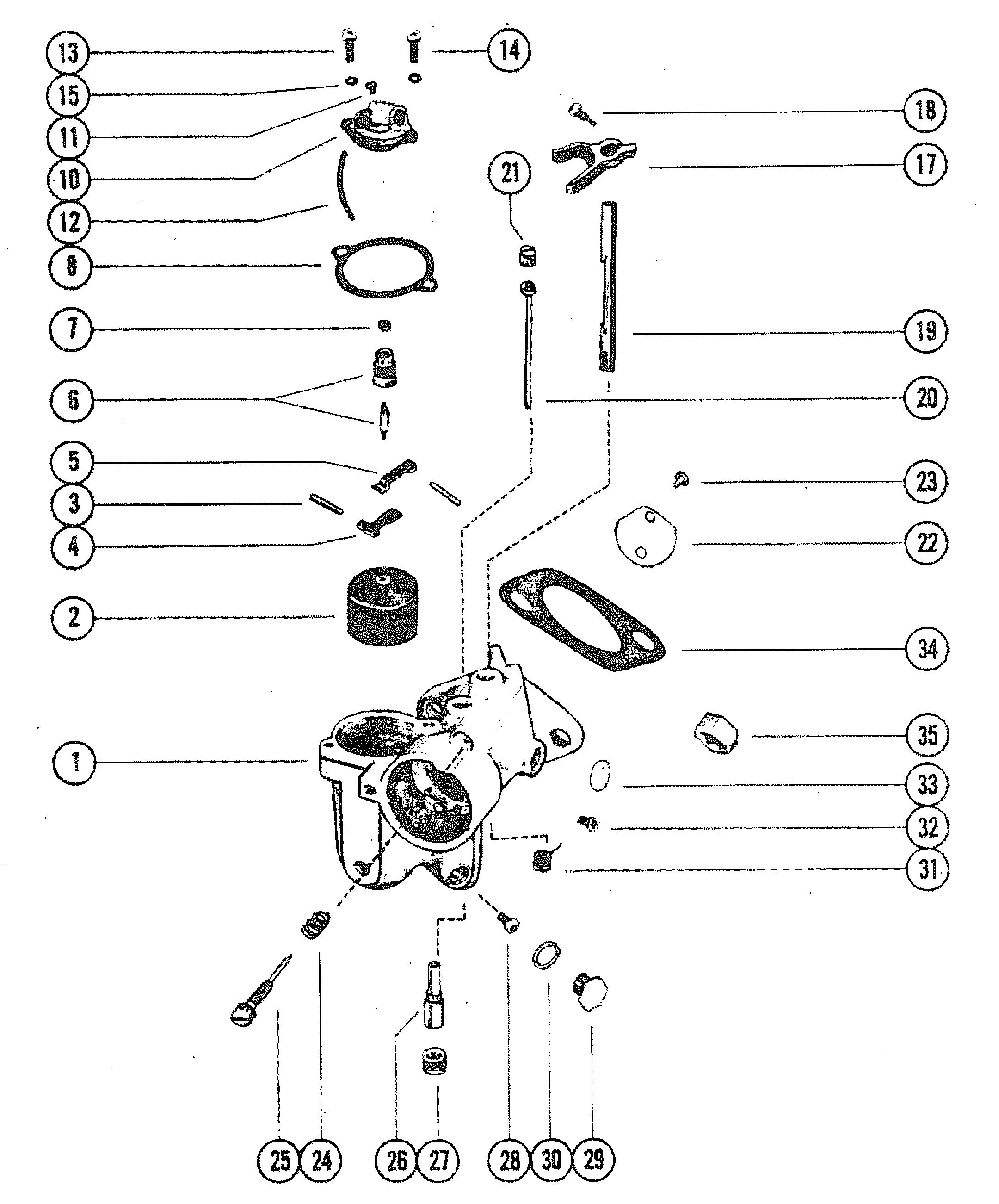 Awesome Mercury Mercury 115 6 Cyl 8067340 And Up Carburetor Wiring 101 Ferenstreekradiomeanderfmnl