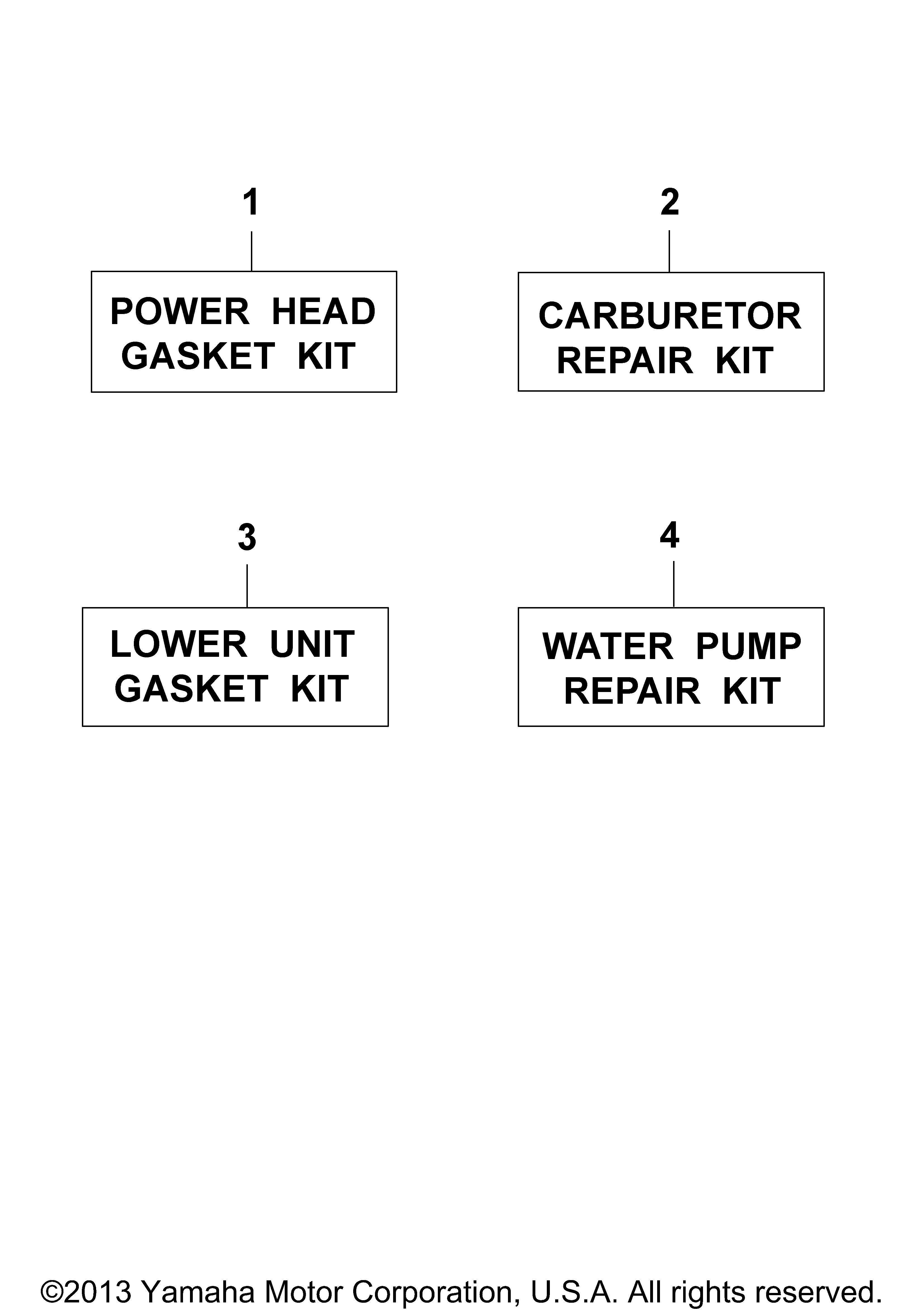 Yamaha 115 Lower Unit Diagram Electrical Wiring Diagrams 1995 Mercury Outboard Hp 115etlj Repair Kit Jet Drive