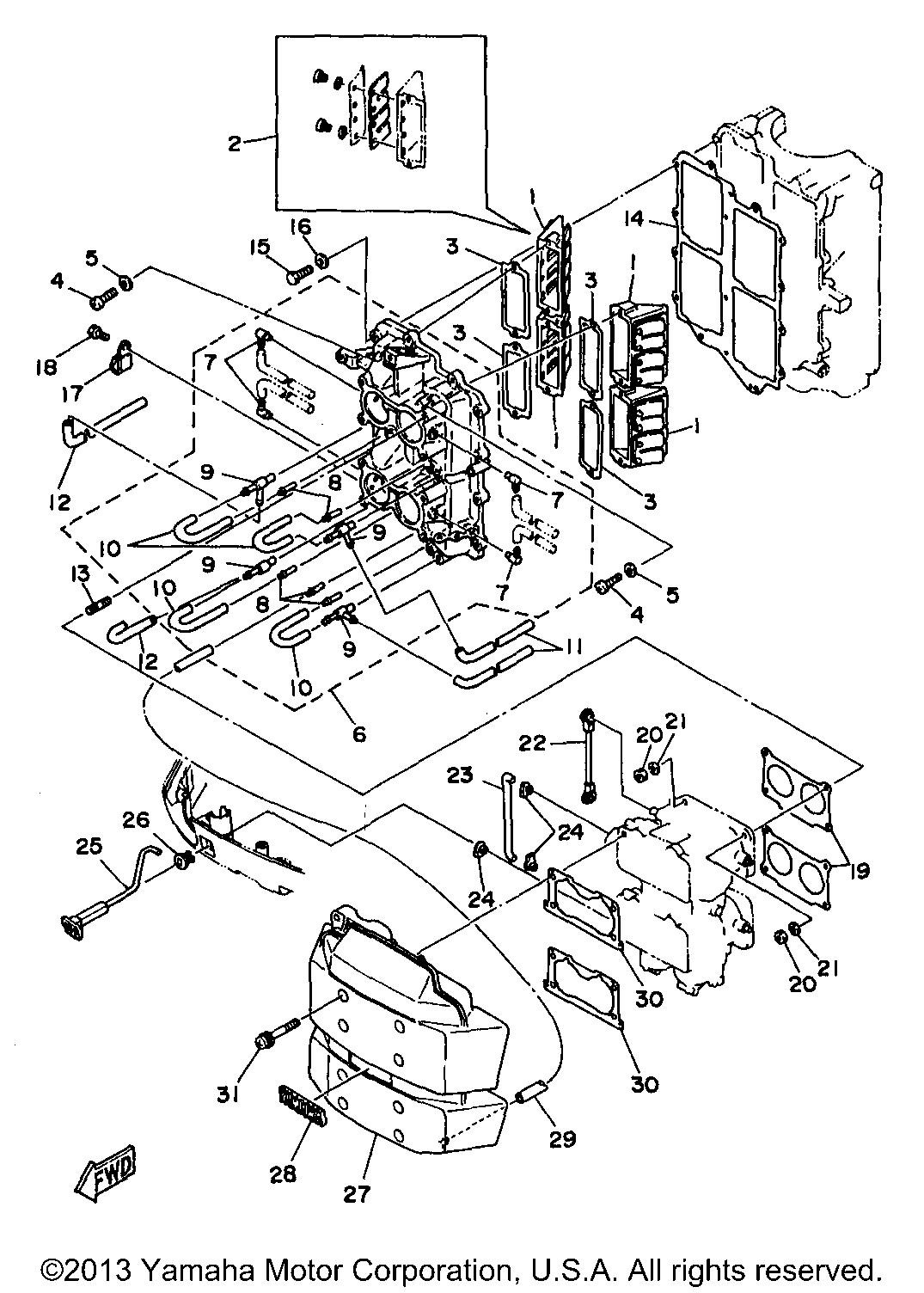 KNOB  CHOKE Yamaha 6N7-41271-01-00