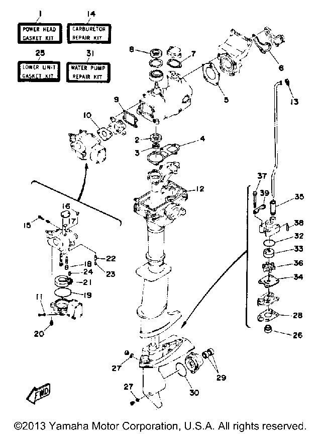 Wiring Schematic For A 1997 Ymf Yamaha 250 Four Wheeler