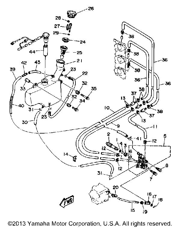 40 Oil Pump Diagram