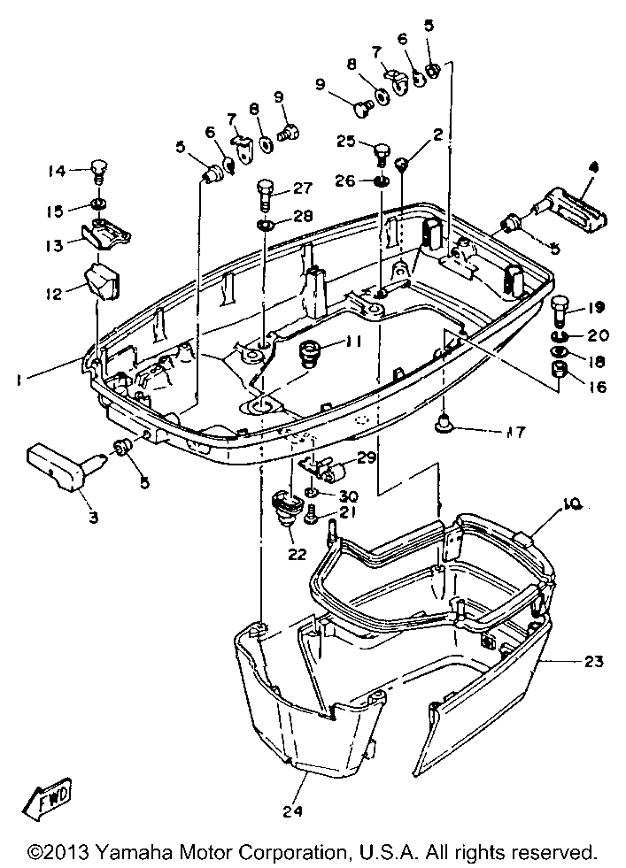 U Boat Diagram