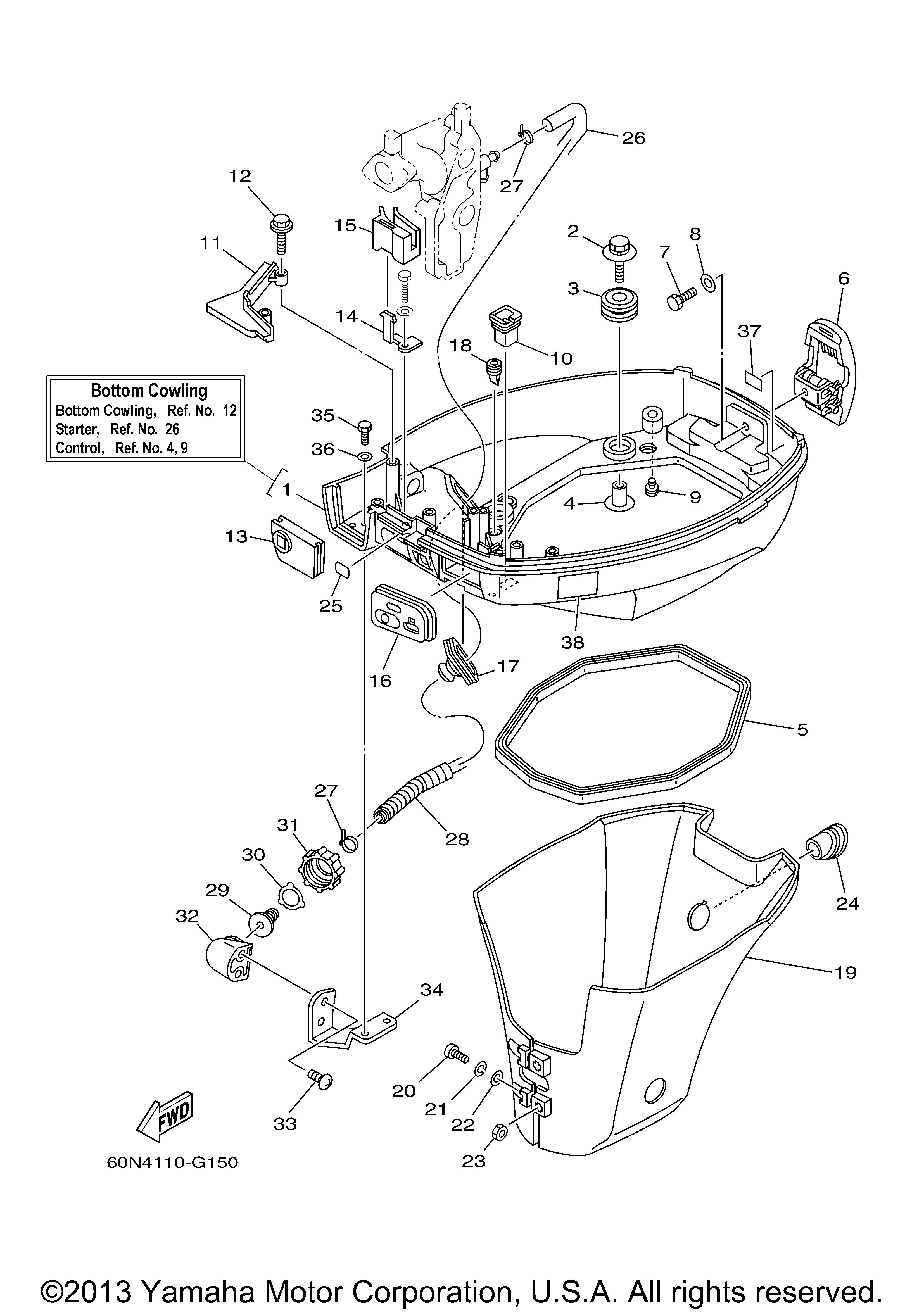 yamaha 6hp outboard motors diagram wiring diagrams instructions Yamaha Outboard Meter diagram of 1987 225hexcel yamaha outboard control engine diagram and yamaha 25 hp outboard motor 6hp