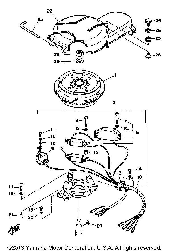 Magneto Cdi Wiring Diagram