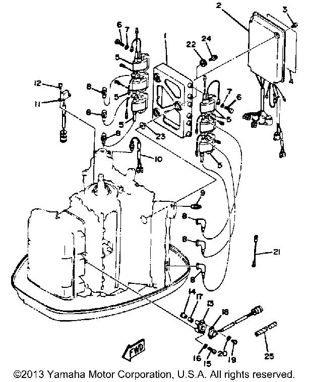 Yamaha Outboard Motors Parts