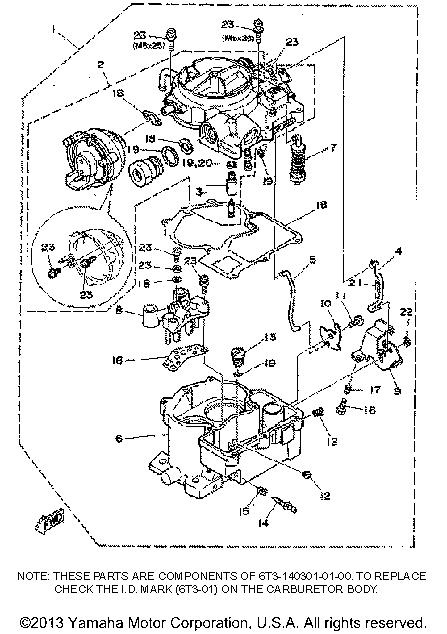 Yamaha Carburetor Adjustment