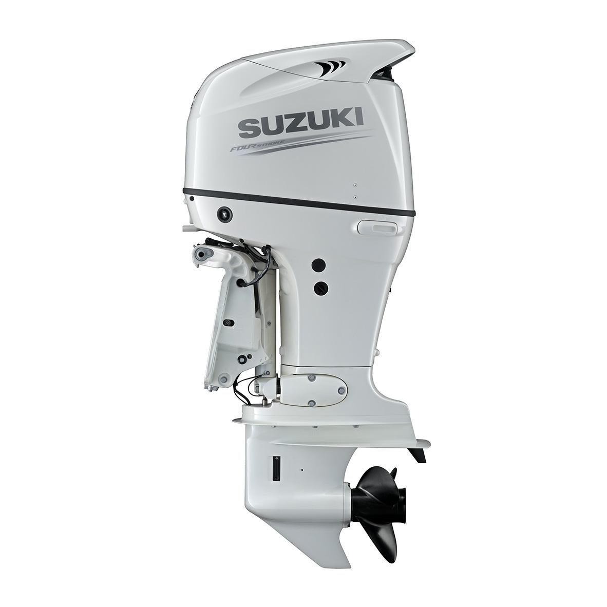 Suzuki   Hp Outboard Review