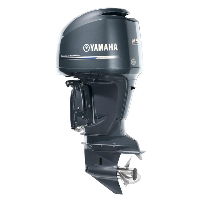 Van s sport center f250xb offshore 4 2l for Yamaha vmax outboard review