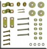 CH4400 CABLE HARDWARE KIT (SEASTAR SOLUTIONS)