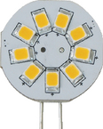 LED G4 BULB SIDE PIN CW 9SMD