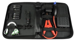 A lithium-ion jump starter makes an excellent holiday gift for boaters.