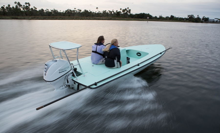 Van's Sport Center - THE TOHATSU 40HP & 50HP FOURSTROKE OUTBOARDS