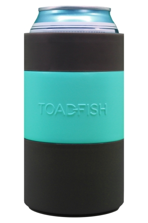 INTRODUCING TOADFISH'S NEW NON-TIPPING CAN COOLER!