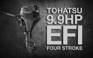 TOHATSU'S NEW 9.9HP EFI OUTBOARD IS A GAME CHANGER